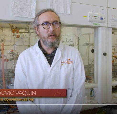 Ludovic Paquin ISCR