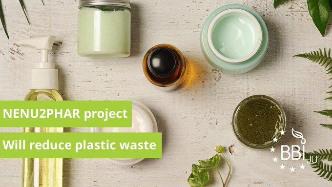 exemples de contenants bioplastiques à base de PHA