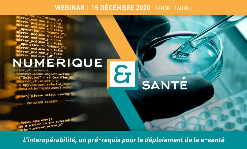 Numérique et santé 15.12.2020