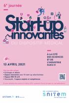 Concours start-up - veille AAP Santé