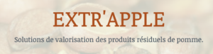 Logo Extr'apple