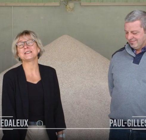 Florence et Paul-Gilles Chedaleux BioArmor