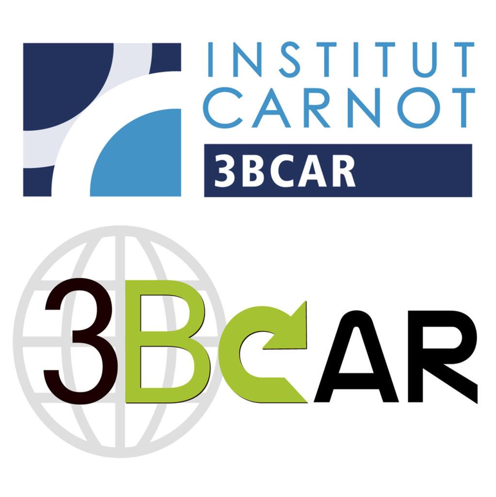 Logo 3BCAR - Bio2actives 2017