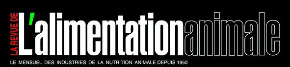 Logo Revue de l'Alimentation Animale - Bio2actives 2017