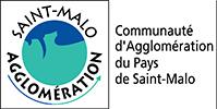 Logo Saint-malo Agglomération