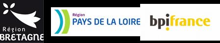 Logos AAP PME MER du PMBA