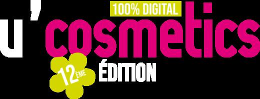 Logo U'Cosmetics 2021
