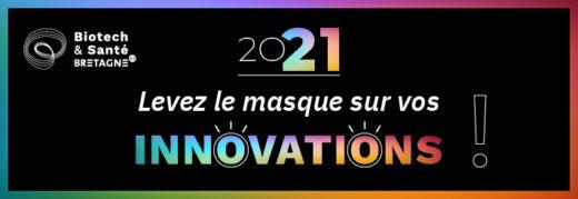 Carte de vœux 2021 Biotech Santé Bretagne
