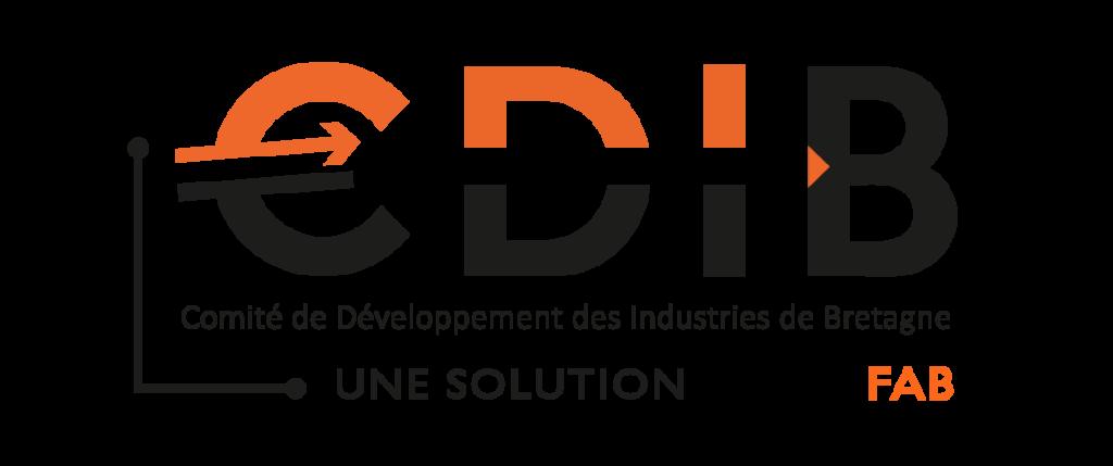 Logo CDIB - Comité de Développement des Industries de Bretagne