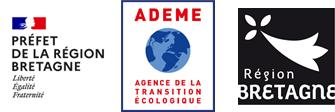 Logo AAI et AAP Economie circulaire