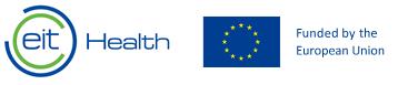 Logo eit health et Europe