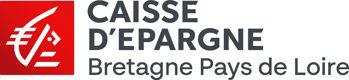 Logo Caisse d'Epargne Bretagne Pays de Loire